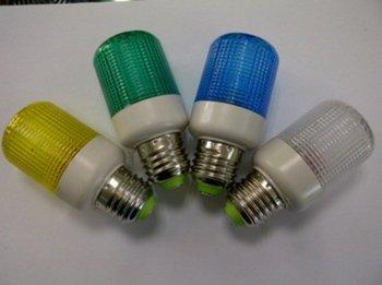 Free shipping B22 E27 LED  small bulb light RED YELLOW BLUE GREEN WHITE