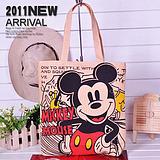 Bags MICKEY canvas bag eco-friendly bag
