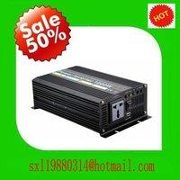 Free shipping ,inverter 1000W off inverter  12V and output 120V power inverter  CE