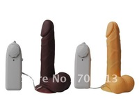 Chocolate Dildo,Realistic Penis Dildo Vibrator,Adult Sex Toys For Women,Sex Products