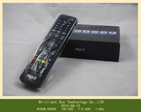 2012 new DHL ship Android 2.3 smart TV Box Mele A1000 Allwinner A10 512MB DDR3/4GB skype on line Voice& video HDMI VGA AV out