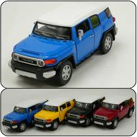 Toy car TOYOTA cruiser fj alloy WARRIOR cars toy alloy car
