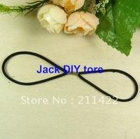 Free shipping 100pcs/lot Elastic Hair Rope for DIY Headband Hair Accessory