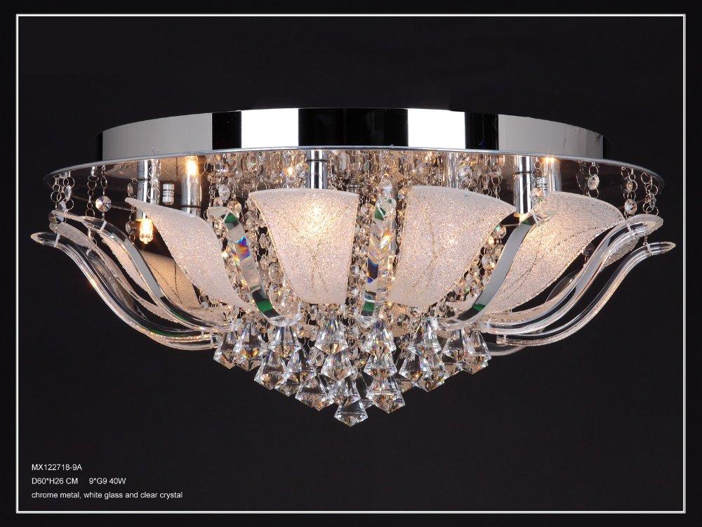 Online kopen wholesale kristallen bol kroonluchter uit china kristallen bol kroonluchter - Eigentijdse hangerlamp ...