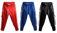 Mens Casual Sport Dance Trousers Training Jogging Cropped Pants Shorts  / free shipping