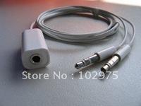 2 in 1 splitter cable, 100pcs/lot