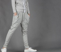 Harem Pant new mens casual stylish Sports Trousers Dance Strings US S-L  / free shipping