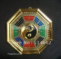 """5"""" BA GUA MIRROR FENG SHUI Yin-Yang /Pakua/Pa Kua"""