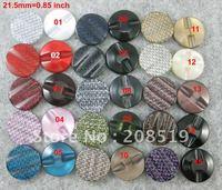 NB090 apparel buttons mixed 15 colors 1350pcs (90pcs each color) Dia:21.5mm (0.85inch) fashion buttons for garment