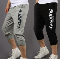 Mens Casual Dance Jogging Harem Pants Sport Shorts Trousers US XS-L  / free shipping
