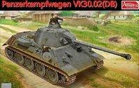 Amusing Hobby model 35A002 1/35  Panzerkampfwagen VK3002(DB) model kit