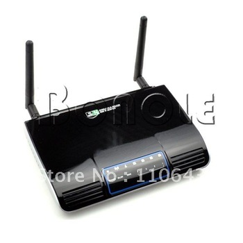 Holiday Sale! Holiday Sale  300Mbps Wireless-N Broadband WiFi Router 4 Lan Ports 1984