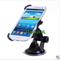 10pcs/lot Car Windscreen Mount Holder Cradle  For Samsung GALAXY SIII S3 I9300 I9308 free shipping