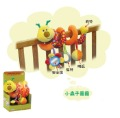 Best selling!!Baby Toys Bed Hang Bed Bell Baby plush educational toy Bed Decoration Free shipping,1pcs