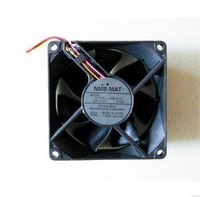 Japan NMB 8025 12V 0.1A Fluid bearing ultra-quiet Cooling fan 3110RL-04W-S19-