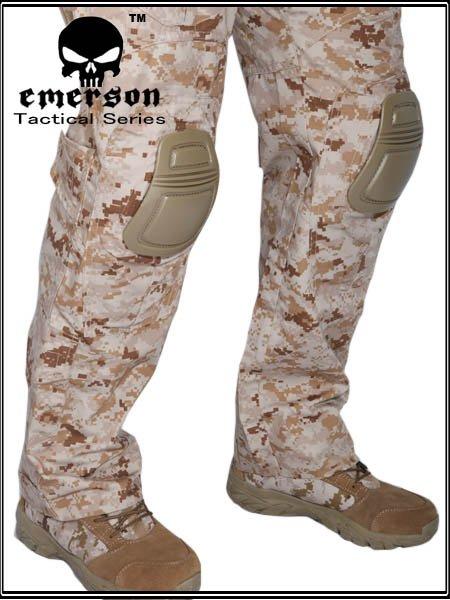 vendo pantalon Aor 2 Emerson-G3-Combat-Shirt-AOR1-Digi2-tactical-pants-Leisure-trousers-EMERSON-G3-Combat-Knee-Pads-free