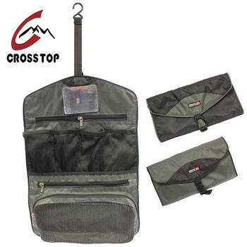 Crosstop outdoor portable storage bag wash bag fitness training bag