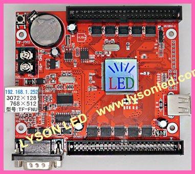 TF-FNU LED display control card,Network communication/USB-disk communication(China (Mainland))