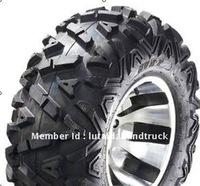 Supply ATV, turf and golf tire  25*10-12