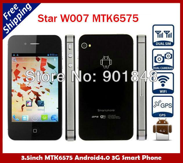 Китайский Iphone 4S На Android 4