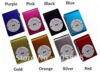 NEW MINI Clip digital MP3 Player + 4GB TF card in box & free shipping
