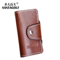 Cowhide general key wallet male casual gs009-01