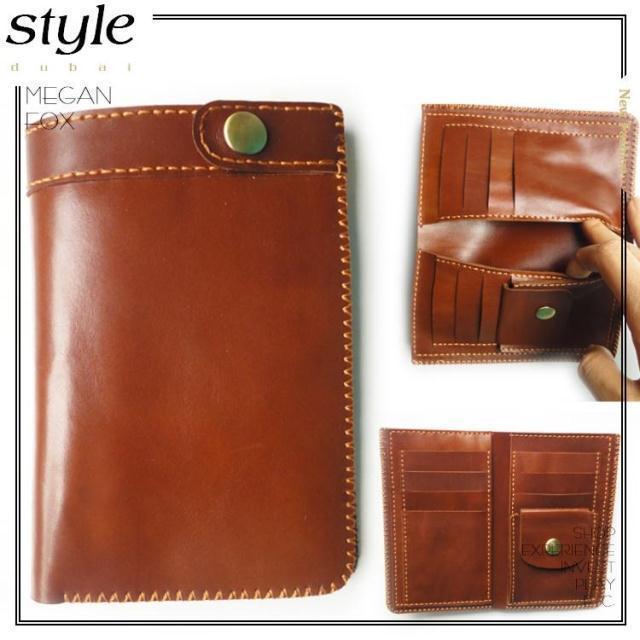 Long Leather Wallet For Men Leather Wallet Men's
