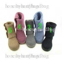 2011 Free Shipping New Women's Classic Cardy Boots Snow boots with Box 2pcs
