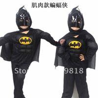 High Quality Halloween Children's clothing,Kids Halloween mascot batman costumes for kids