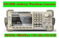 Siglent SDG5082 Function/Arbitrary Waveform Generator 80MHz; 500MSa/s Real Sample Rate