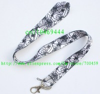 1pc Spiderweb Mobile Phone LANYARD Neck Strap Charms