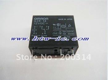 50pcs ,New  original  OMRON relay  G2R-14-12VDC  G2R    12V    & Free Shipping