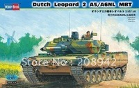 Best selling!! Hobby Boss 82423 1/35 Dutch Leopard 2 A5/A6NL TANK educational toys Free shipping,1pcs
