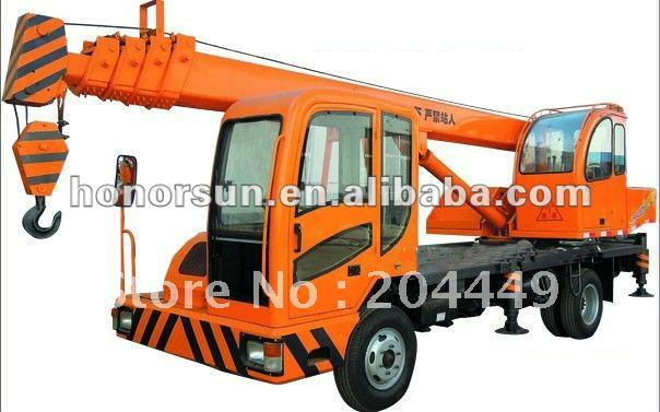 6.0 ton / LXQLY-6HBTire Crane MAX.Lifting weight 6ton(China (Mainland))