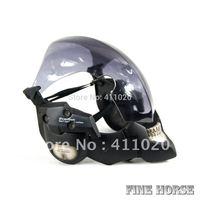 Metal Gear Solid 4: Guns of the Patriots Raiden Helmet Cosplay Costume