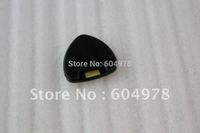 Brand New Guitar Pick Holder And 1Pcs Plectrum Picks Black Color
