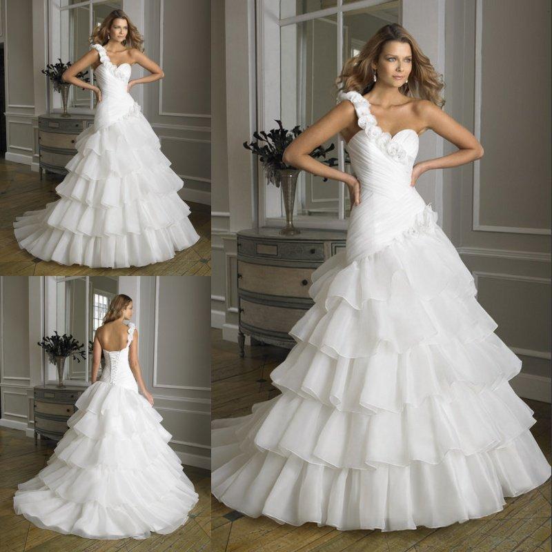 D Latest Wedding Gown: Latest wedding gown designs vestido de noiva ...