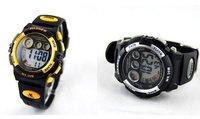 HOT! Cool Child/kids digital Wrist watches waterproof / sports timing & alarum muti functions Christmas gift