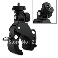 Generic motormotorcycle bike Holder For Camera  GPS VCR ect, Handlebar Bicycle Bike Mount