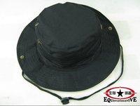 Black  fashion army cap