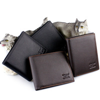 Free Shipping SEPTWOLVES wallet male genuine leather male wallet cowhide wallet brief gift box set