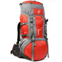 Free Shipping Cross 55l 10 65l 10 outdoor mountaineering bag hiking bag ! belt backpack cover