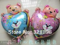 Free shipping aluminum balloon cartoon style balloon aluminum foil balloon space ball 100pcs a lot