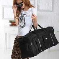 Fashion 26 handbag male women's handbag travel bag luggage ultralarge bag 3 isatie