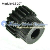 10pcs/lot 20T,45 steel gear, wheel motor metal gear, multiple aperture, No.35 free shipping