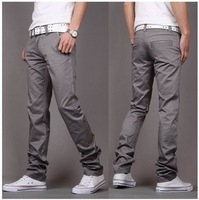 2012 summer thin skinny pants casual pants male casual pants male trousers men's clothing