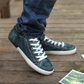 2012 canvas shoes breathable low convers shoes tidal current male casual shoes sneakers men