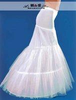 Mermaid Wedding Bridal Petticoat for a Cocktail Dress