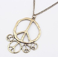 Колье-ошейник Min.order is $10 31D50 Fashion exaggerated Sweet garden wild fashion sweater chainnecklace