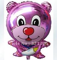 Free shipping helium balloons party balloon pearl aluminium foil balloon, Wholesale#Retail 100pcs a lot
